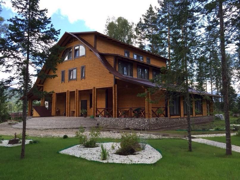 Кедровый дом-база отдыха горный Алтай Тура